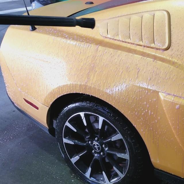 Top Gear Self Serve Car Wash - Best Coin Car Wash Calgary