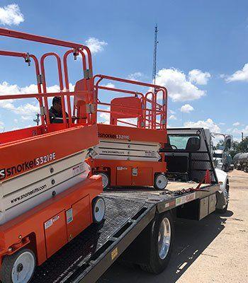 Equipment Rental   Fork Lift Rental   Manlift Rental  Frack