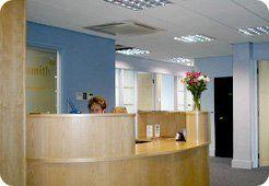 Building service - Aberdeen, Aberdeenshire - Burns Construction (Aberdeen) Ltd - Lobby room