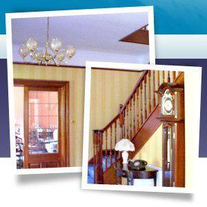 House designs - Dundee, City of Dundee - Burns Construction (Aberdeen) Ltd - wood stairs