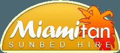 Miami Tan Sunbed Hire company logo