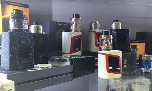 I vari articoli per sigarette elettroniche- Iposh-Rizzato