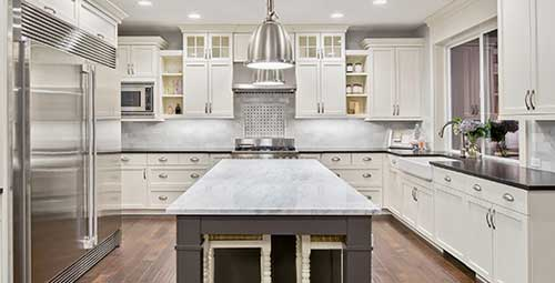 Beau Luxury Kitchen   Granite In Soquel, CA