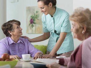 Assistenza domiciliare per anziani