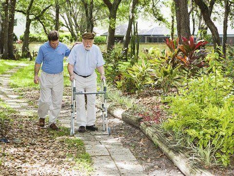Personale infermieristico per anziani