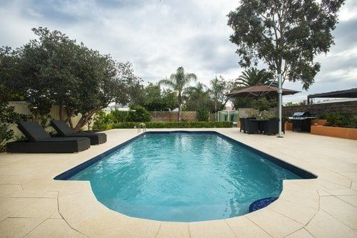 elegant pool in adelaide