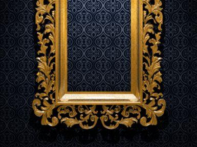 cornice oro