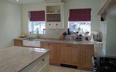 Expert kitchen installations