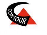 Contour asphalts logo