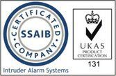 SSAIB and UKAS logos