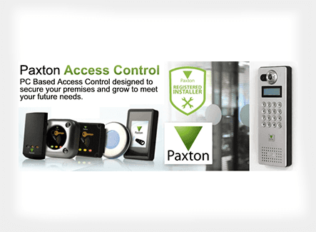 Paxton Access Control products