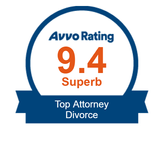 Avvo Rating 9.4 Superb