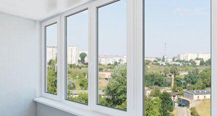 Complete window glazing