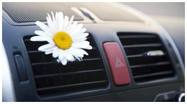 sistemazione aria condizionata auto