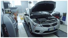 revisione parti meccaniche auto