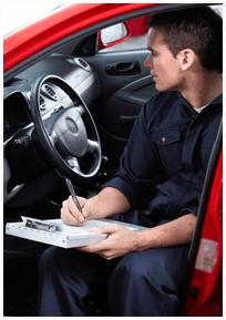 servizio revisione autoveicoli