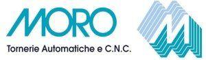 MORO tornerie automatiche e C.N.C logo