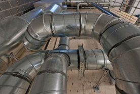 ductwork for repair