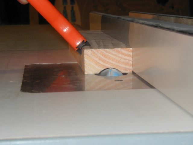 router table pushstick