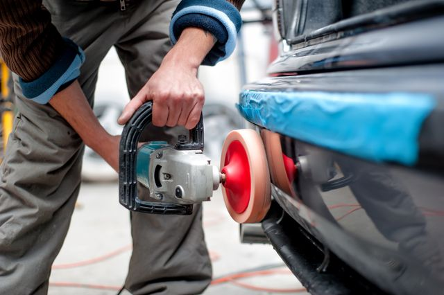 Machine Deep Polish For Your Vehicle In Staines