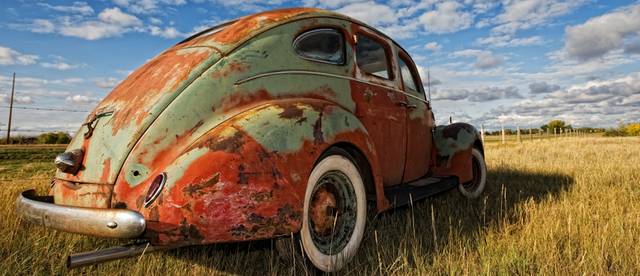 restoring old cars for beginners