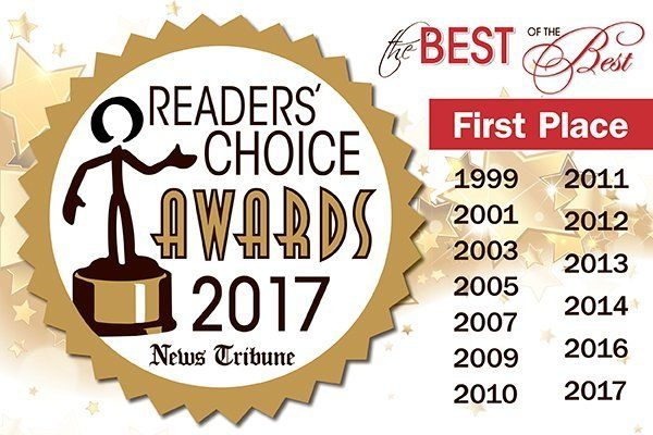 Readers' Choice First Place Winner