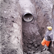 scavi, demolizioni, lavori stradali