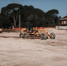 lavori fognature, lavori demolizione, movimento terra