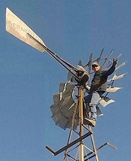 windmill repair Plainview, TX