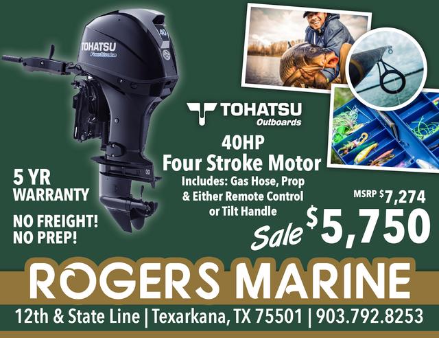 Water Rogers Marine Texarkana Texas