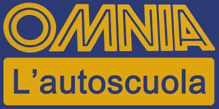 omnia l'autoscuola - logo