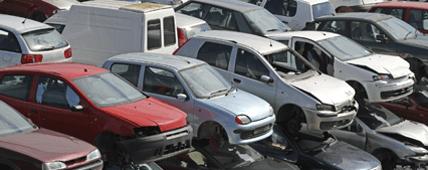CRASH AUTODEMOLIZIONI Forlì, demolizione auto, ricambi auto