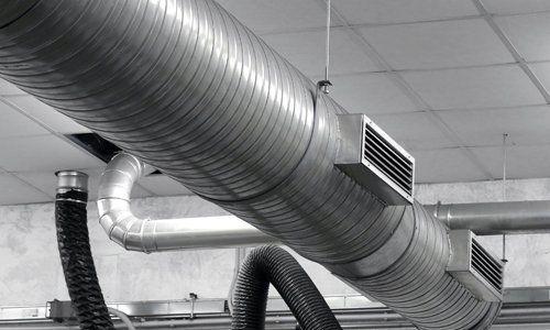 tubo d'aerazione