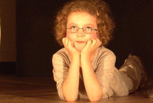 Lilli in der Aufführung