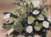 addobbi floreali, funebri, Anguillara Sabazia, Roma