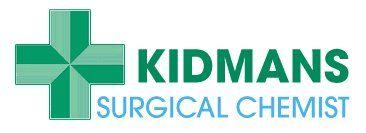 Kidmans Surgical Chemist Logo