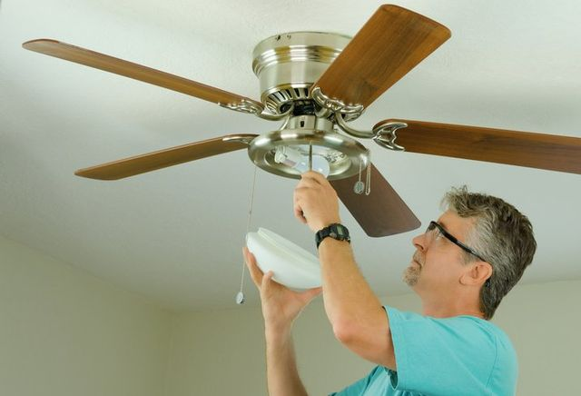 Ceiling fan installation columbia sc david richards handyman ceiling fan installation columbia sc aloadofball Choice Image