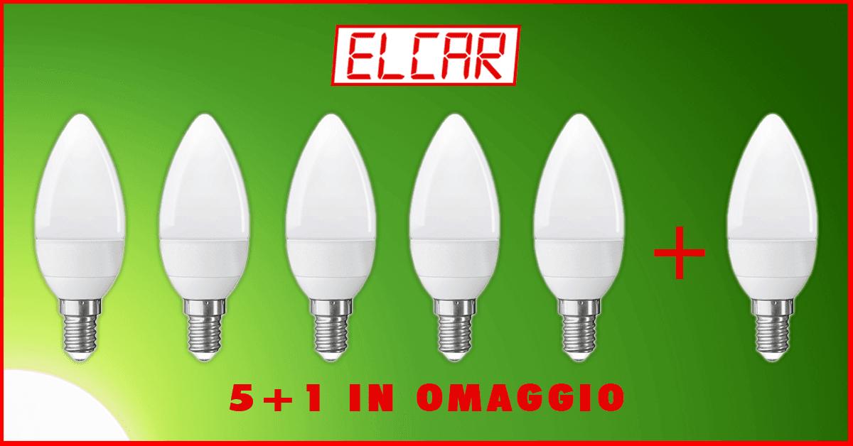 Offerta Lampade a LED Genova