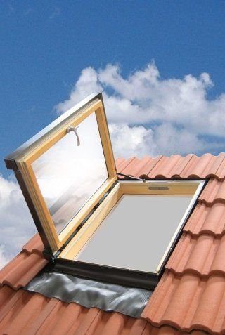 flashing installation for loft windows