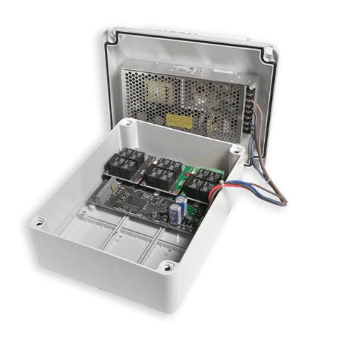CK series single control unit