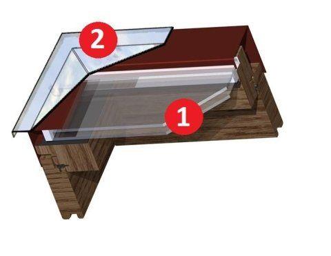 installable glazing