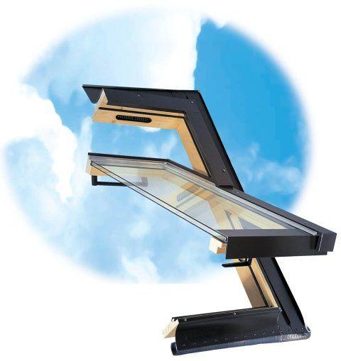 Einbaubare Verglasungen Fenster Modell B Luxin