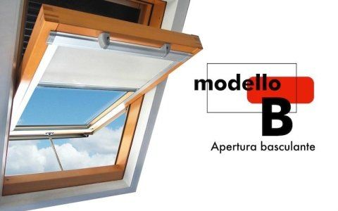 monoblock window for loft