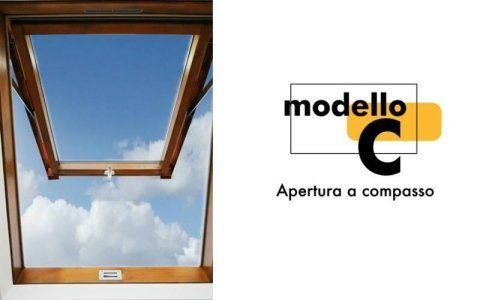 wooden monoblock window
