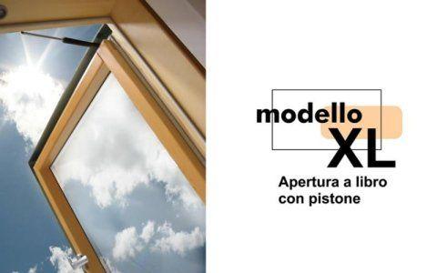 Fenêtre de toit XL