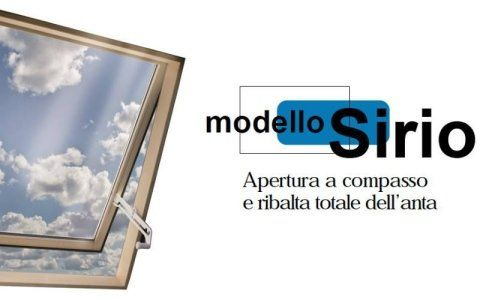 SIRIO skylight