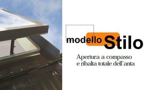 STILO skylight