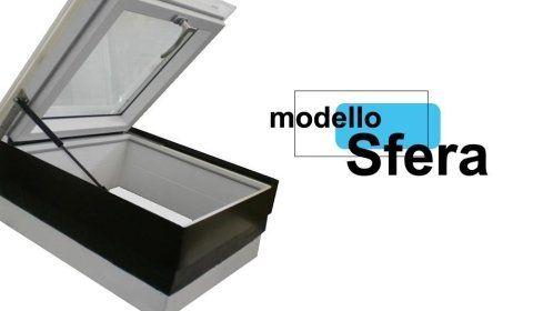 Fenster Modell Sfera