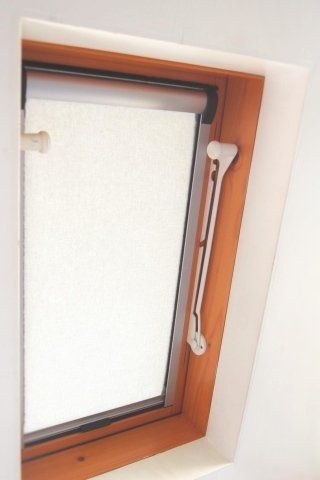 Einbau Vorhänge für Oberlichter nach Maß