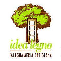 Idea Legno Di Mario De Felice - Logo